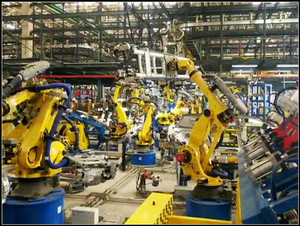 Body Side Automatic production line